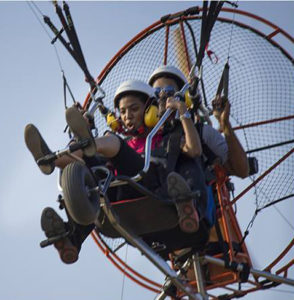 Paramotoring Training in India, Chennai, Tamilnadu