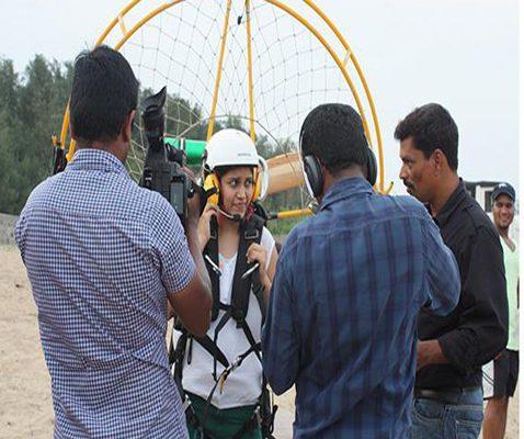 Paramotoring in India